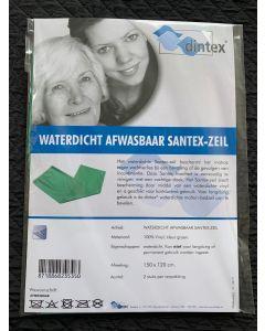 Waterdicht Santex bedbeschermend zeil